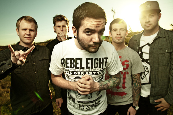 a day to remember promo