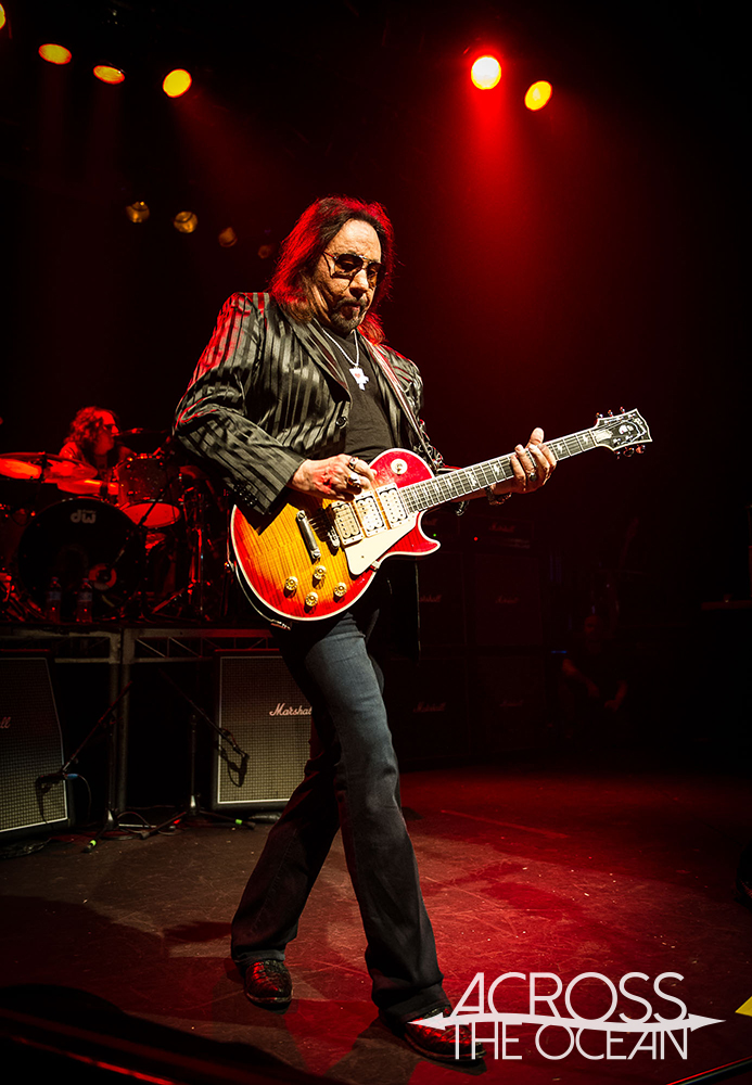 ace frehley the tivoli april 15