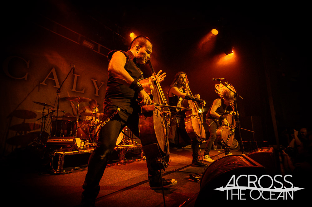 Apocalyptica @ Max Watts