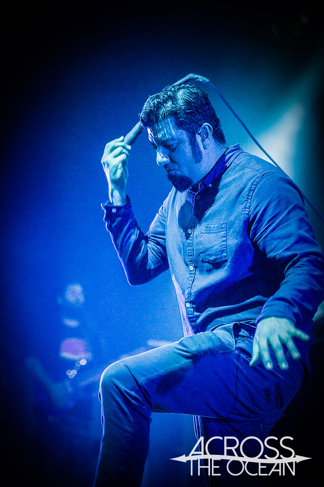 Deftones @ Brisbane Riverstage, 13th November '16