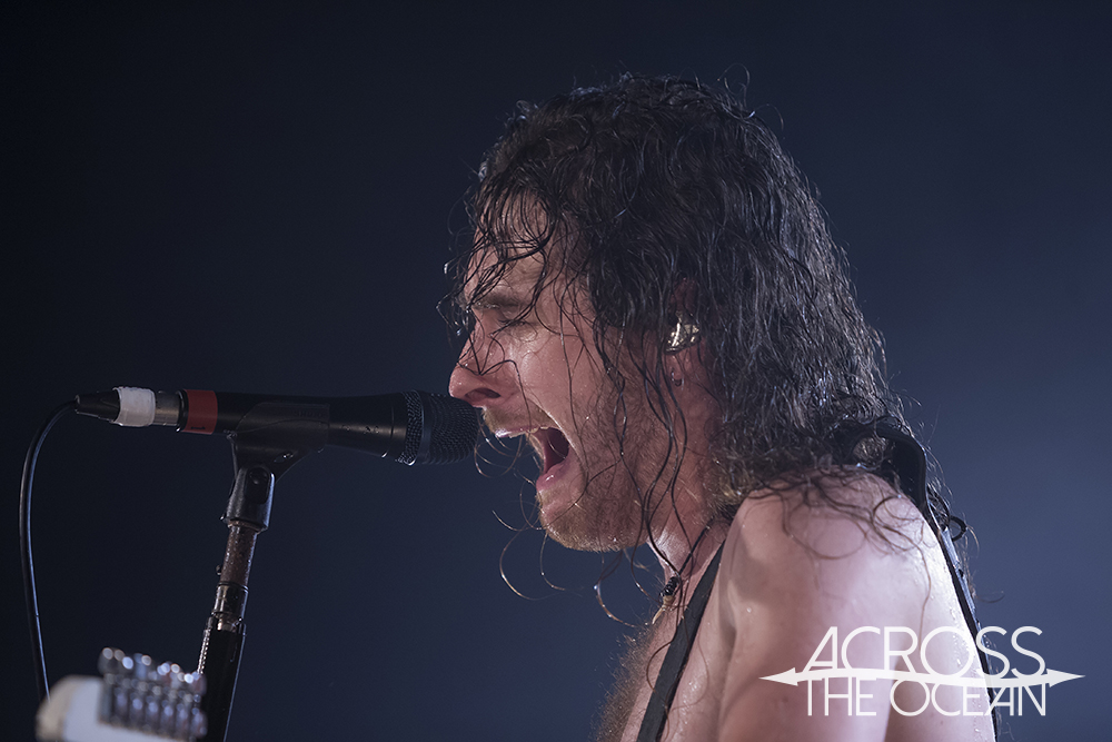 Airbourne @ The Metro, 13th January '17