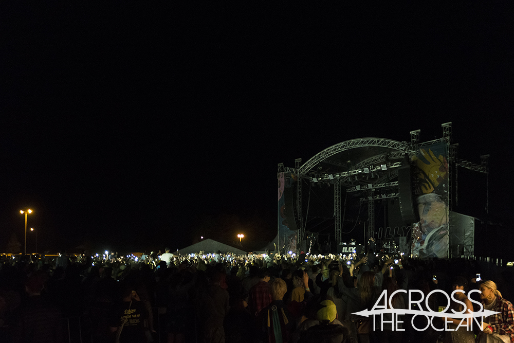 Illy @ Yours & Owls Festival, 1st October '17