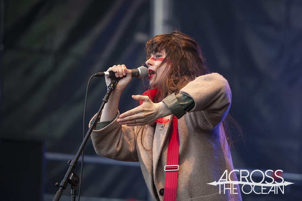 Le Butcherettes @ Yours & Owls Festival, 1st October '17
