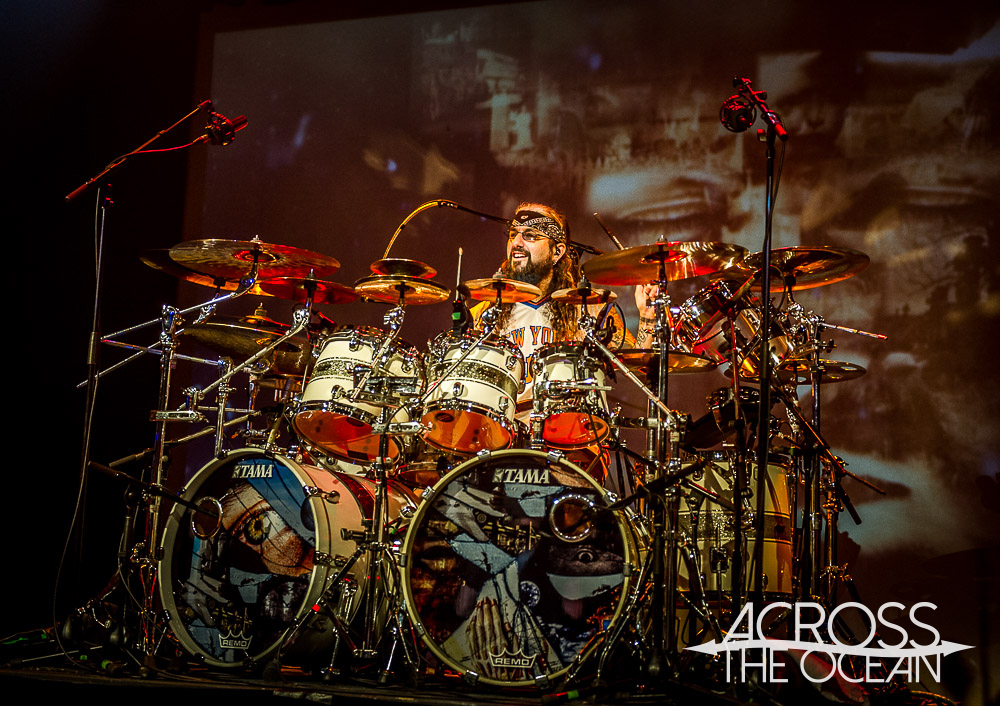 Mike Portnoy's Shattered Fortress @ The Tivoli, 18th November '17
