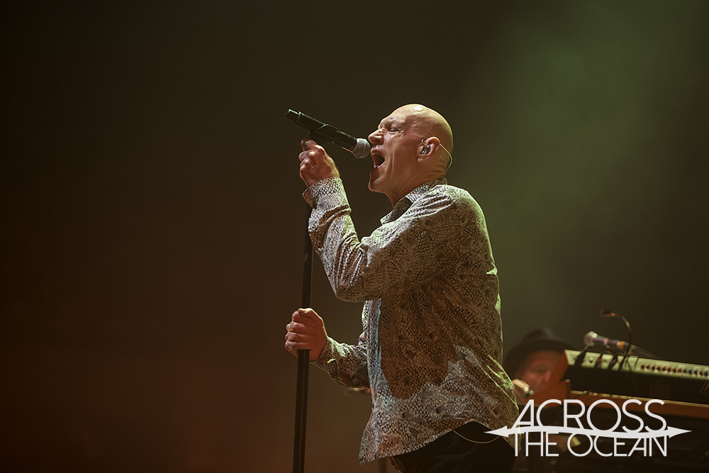 Midnight Oil @ WIN Entertainment Centre, 13th November '17