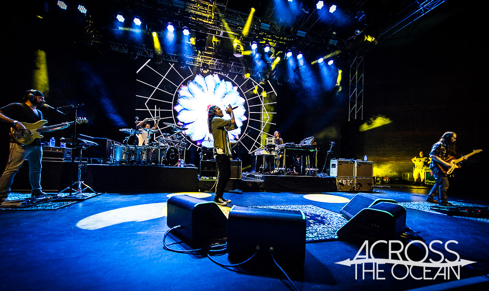 Incubus @ Brisbane Riverstage, 12th March '18