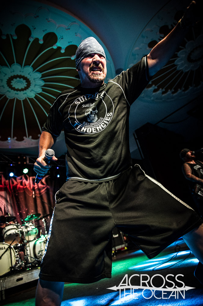 Suicidal Tendencies @ Eaton's Hill Hotel, 23rd March '18