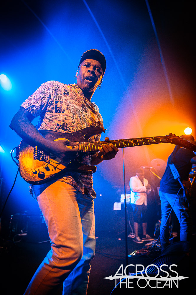 Living Colour @ The Triffid, 20th December '18