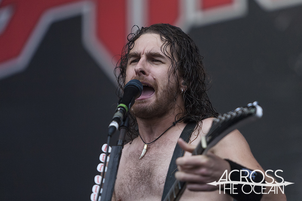 Airbourne @ Download Sydney, March '19