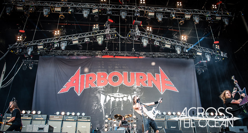 Airbourne @ Download Melbourne, March '19