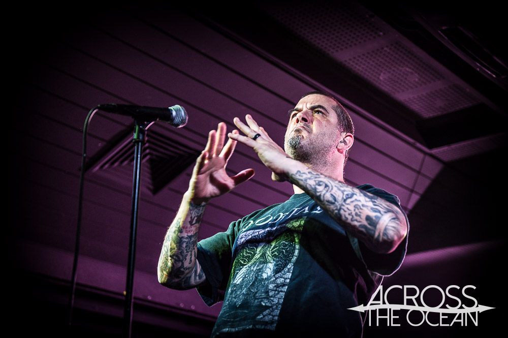 Philip H Anselmo & The Illegals @ The Back Room, March '19