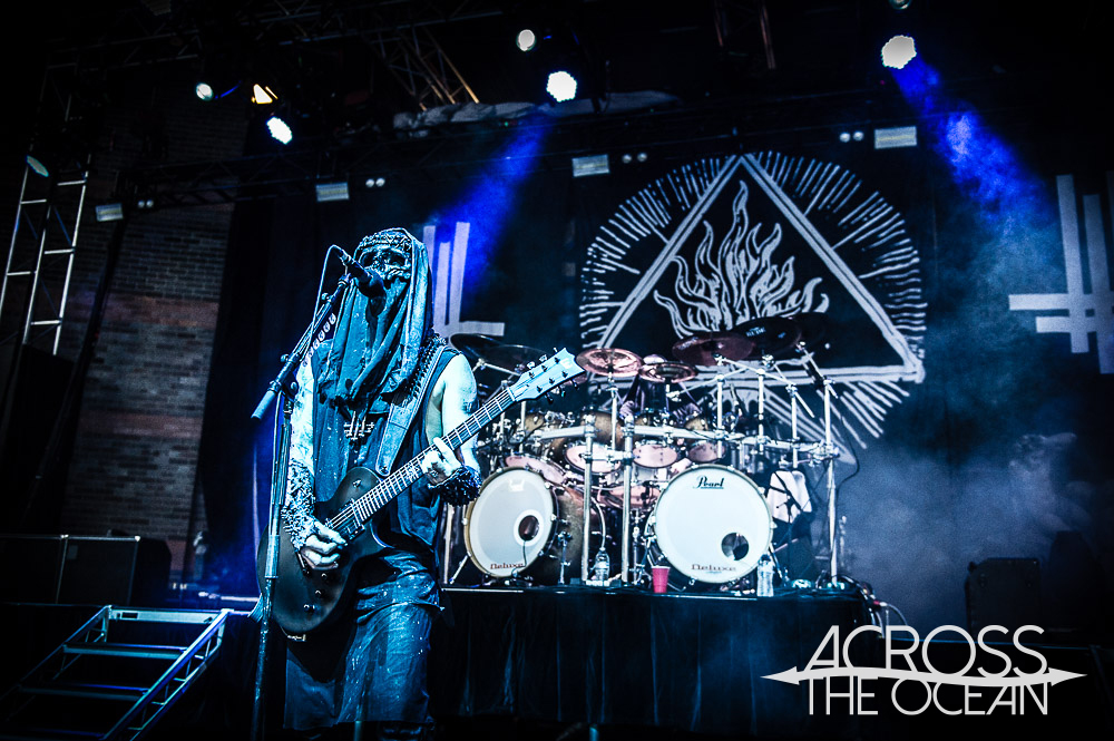 Slayer/Anthrax/Behemoth @ Riverstage Brisbane, 7th March '19