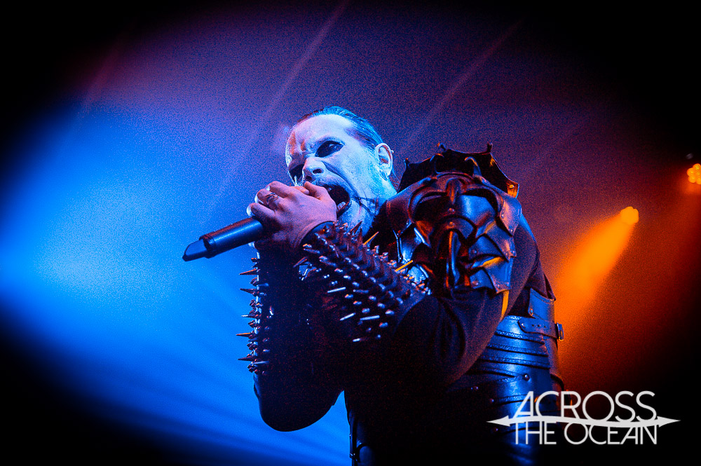 Dark Funeral @ The Triffid, September '19 – Photos