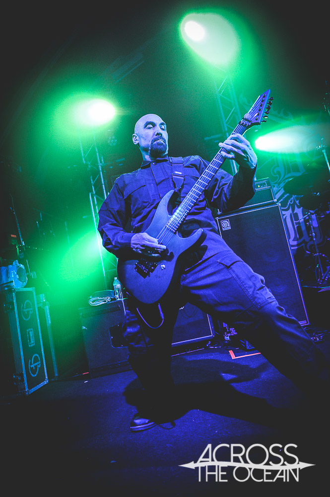 Immolation @ The Triffid, September '19 – Photos