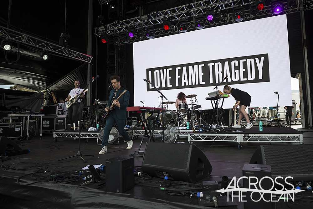 Love Fame Tragedy @ Yours & Owls, October '19