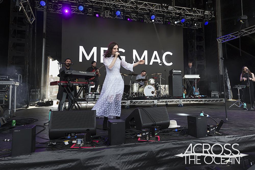 Meg Mac @ Yours & Owls, October '19